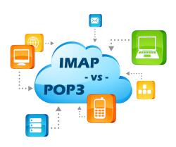 تفاوت میان پروتکل های معروف سرویس ایمیل POP3 vs IMAP و تعریف اجمالی سرویس Microsoft Exchange